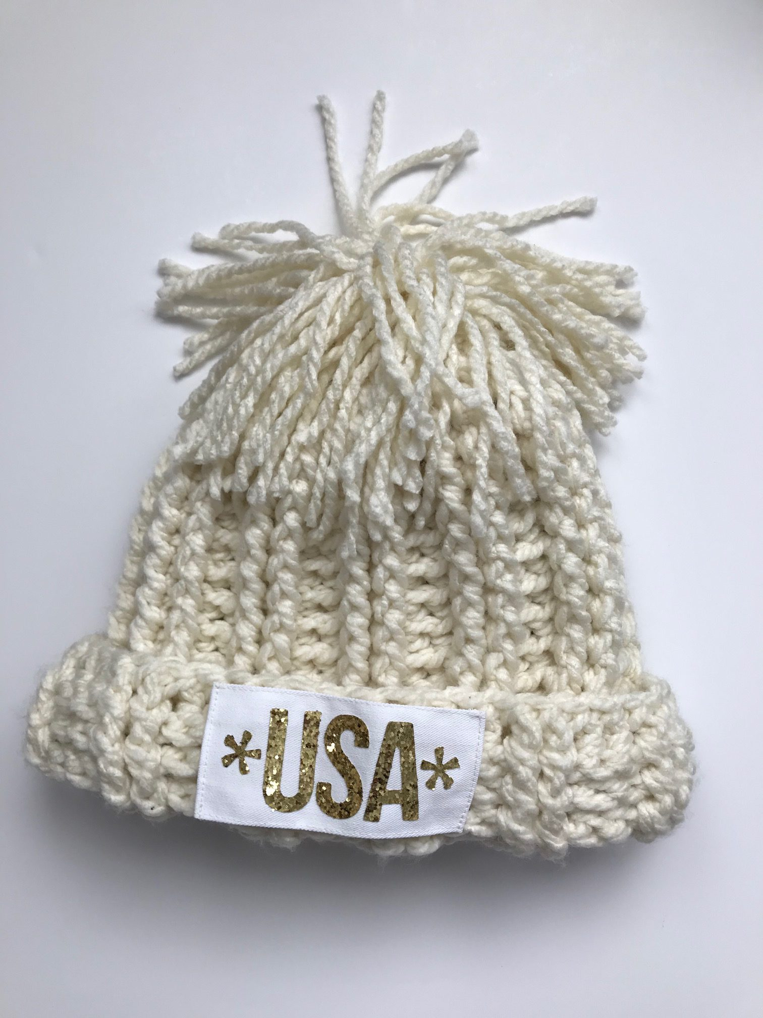 The Halfpike Gold Medal Beanie A Pattern To Follow